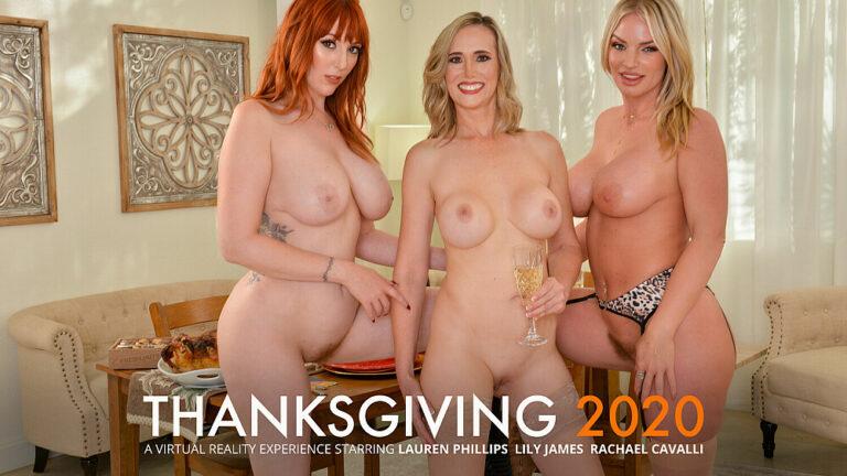 NaughtyAmericaVR - Thanksgiving 2020