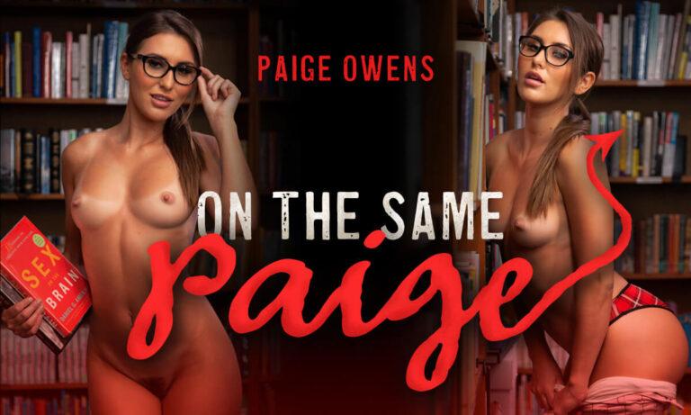 SLROriginals - On the Same Paige