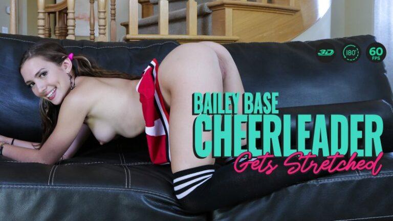 LethalHardcoreVR - Cheerleader Gets Stretched