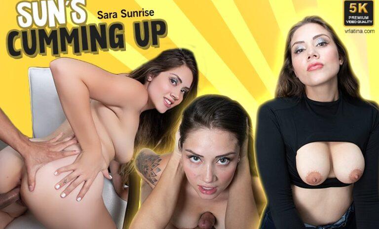 VRLatina - Sun's Cumming Up