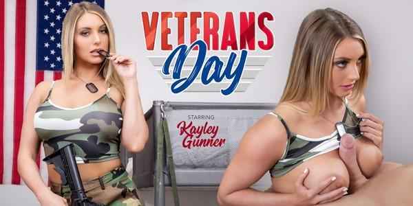 VRBangers - Veterans Day