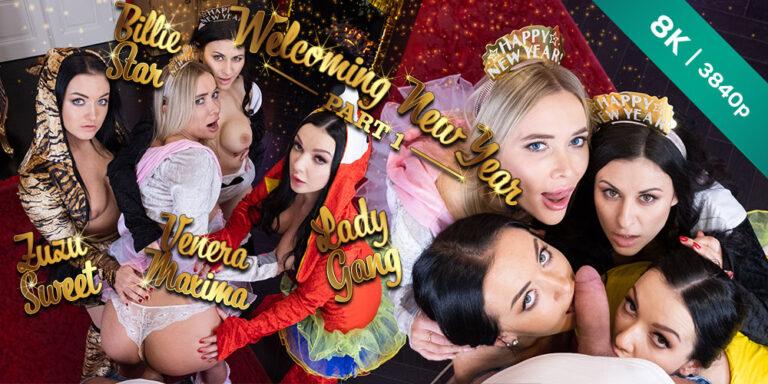 CzechVR - Welcoming New Year: Part 1