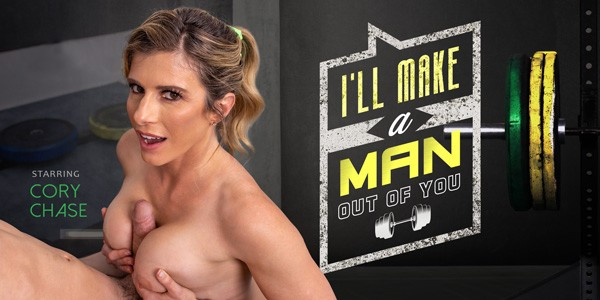 VRBangers - I'll Make a Man Out of You
