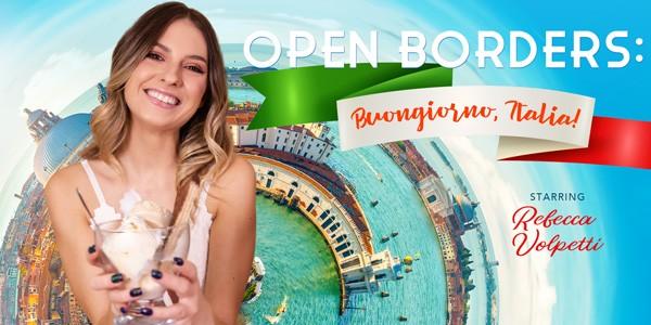 VRBangers - Open Borders: Buongiorno, Italia!