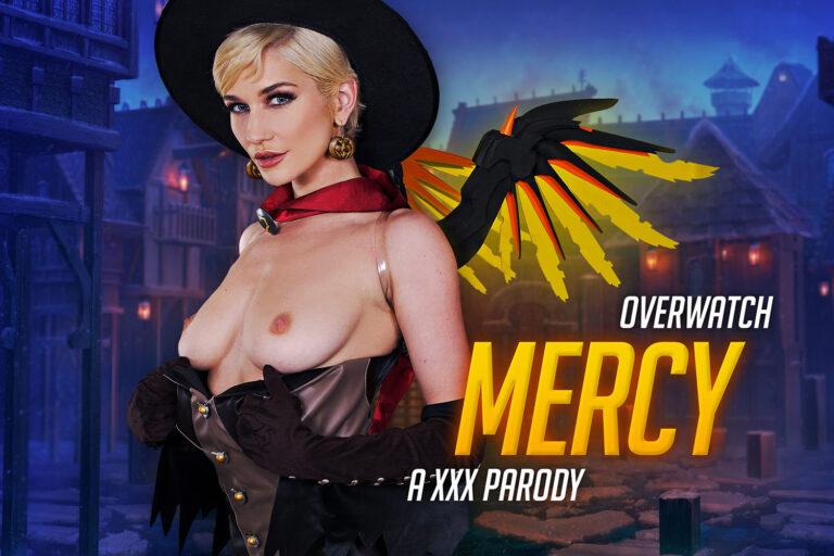 VRCosplayX - Overwatch: Mercy A XXX Parody