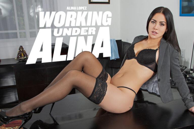 BaDoinkVR - Working Under Alina