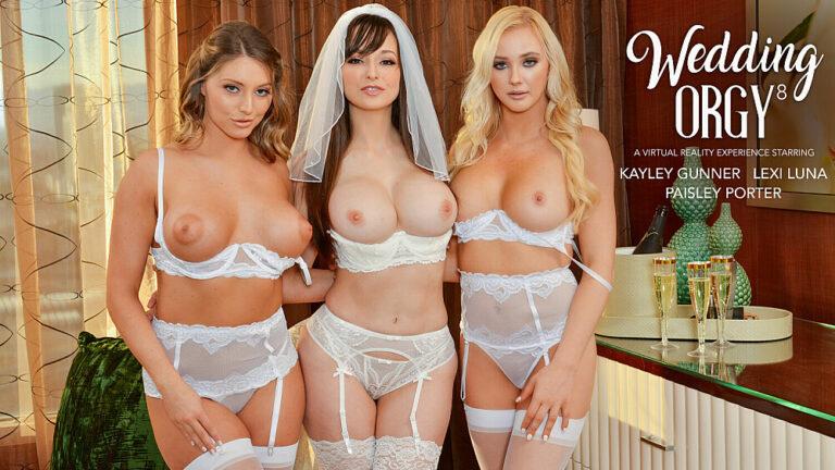 NaughtyAmericaVR - Wedding Orgy 8