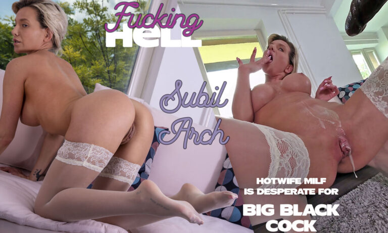 FuckingHeLL - Hotwife MILF is Desperate for BBC