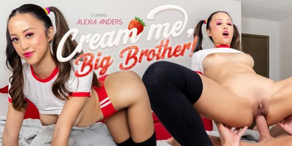 VRBangers - Cream Me, Big Brother!