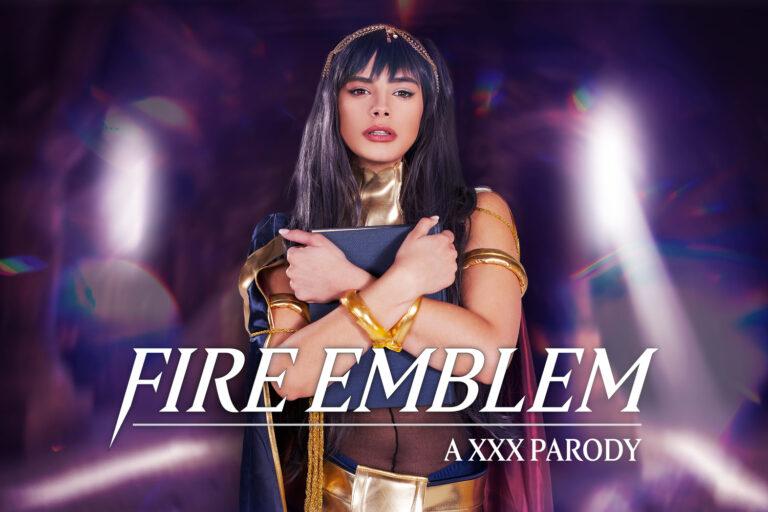 VRCosplayX - Fire Emblem A XXX Parody