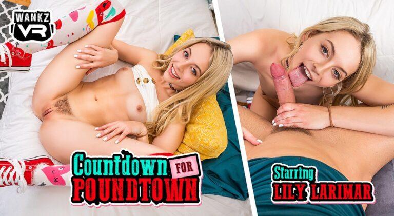 WankzVR - Countdown For Poundtown