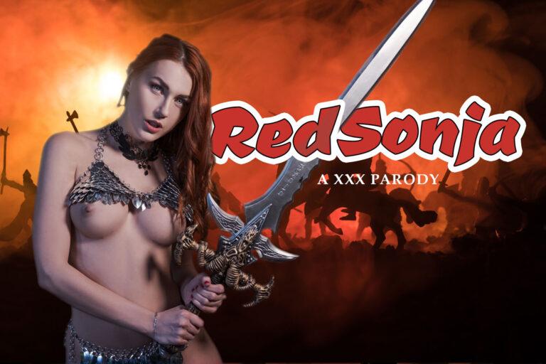 VRCosplayX - Red Sonja A XXX Parody