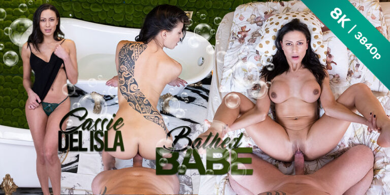 CzechVR - Bathed Babe