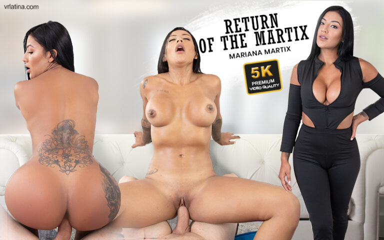 VRLatina - Return Of The Martix