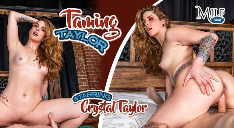MilfVR - Taming Taylor