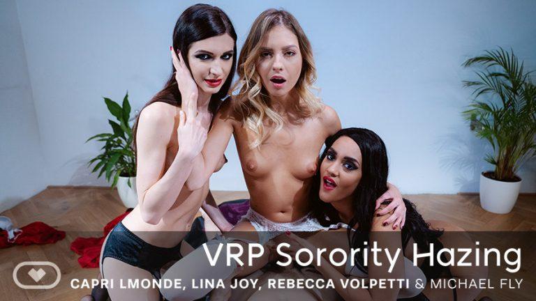 VirtualRealPorn - VRP Sorority Hazing