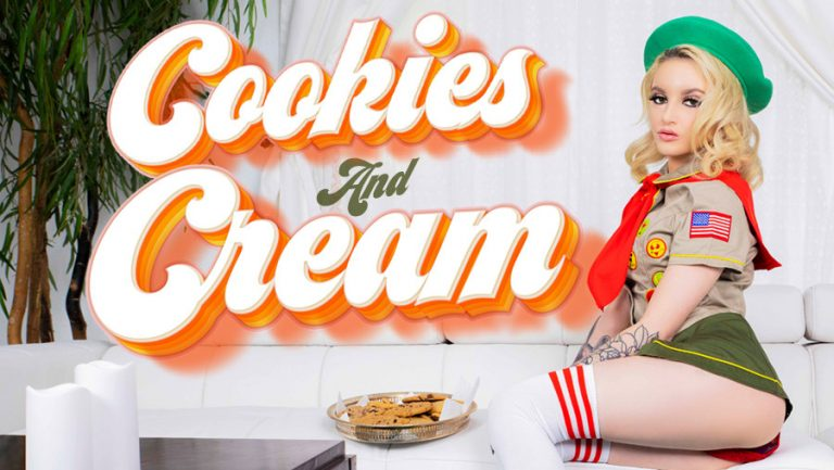 VRConk - Cookies and Cream