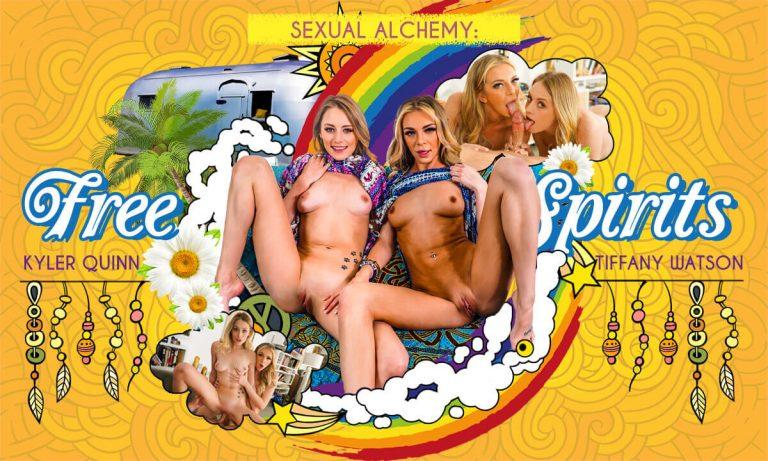 SLROriginals - Sexual Alchemy: Free Spirits