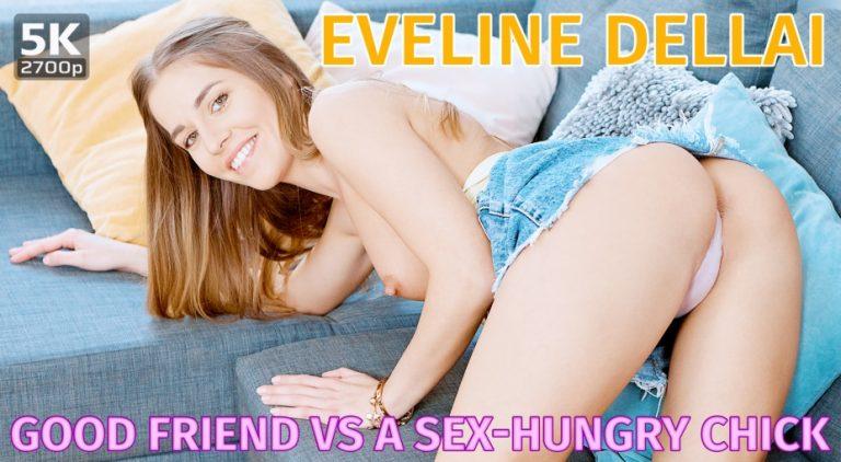 TmwVRnet - Good friend vs a sex-hungry chick