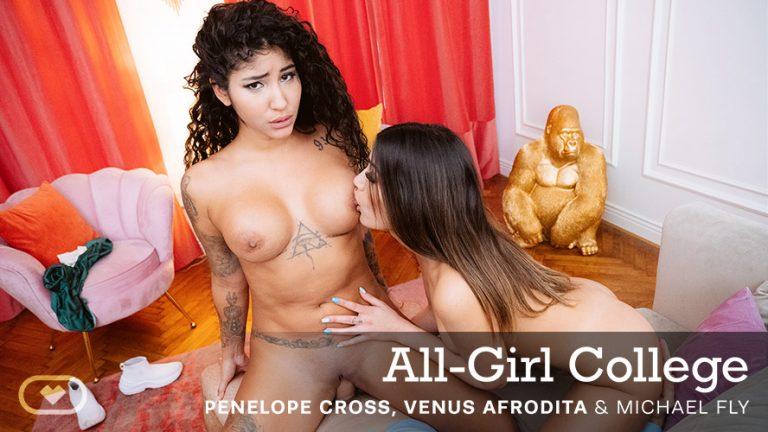 VirtualRealPorn - All-Girl College