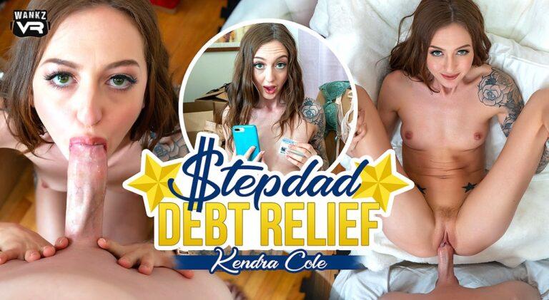 WankzVR - Stepdad Debt Relief