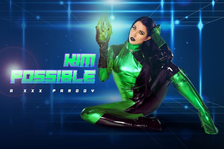 VRCosplayX - Kim Possible: Shego A XXX Parody