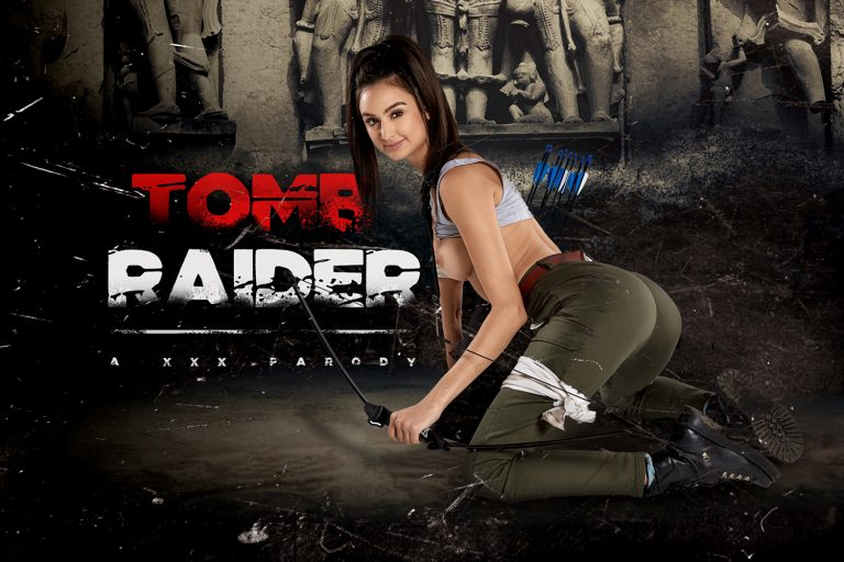 VRCosplayX - Tomb Raider A XXX Parody