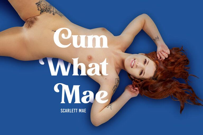 BaDoinkVR - Cum What Mae