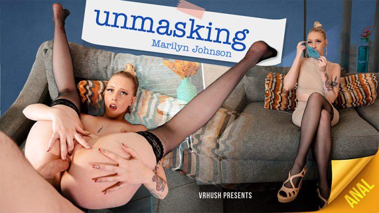 VRHush - Unmasking Marilyn Johnson
