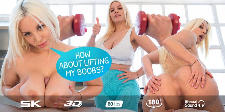 RealJamVR - Workout with Blondie