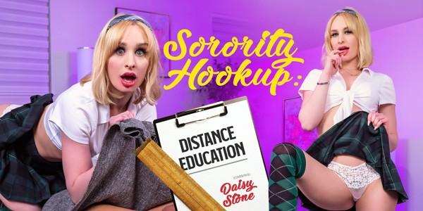 VRBangers - Sorority Hookup: Distance Education
