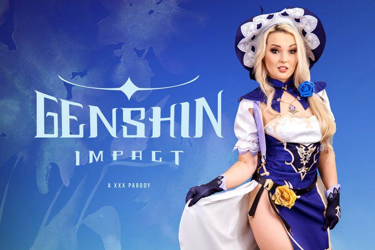 VRCosplayX - Genshin Impact A XXX Parody