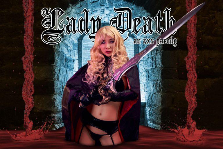 VRCosplayX - Lady Death A XXX Parody