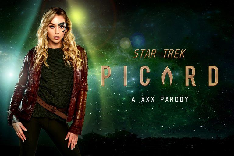 VRCosplayX - Star Trek A XXX Parody