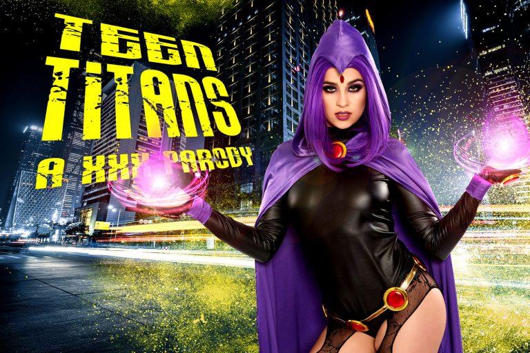 VRCosplayX - Teen Titans A XXX Parody