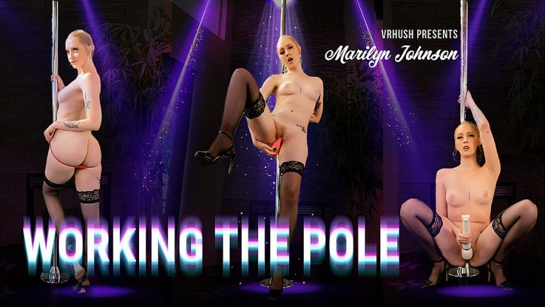 VRAllure - Working The Pole