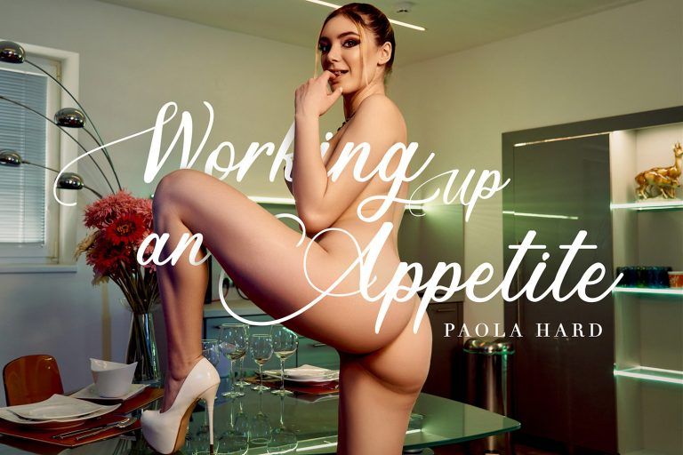 BaDoinkVR - Working Up An Appetite