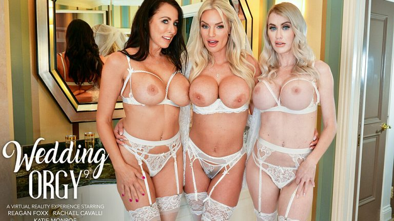 NaughtyAmericaVR - Wedding Orgy 9