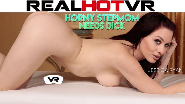 RealHotVR - Jessica Ryan Needs A Man To Satisfy Her Sexual Deviant Needs