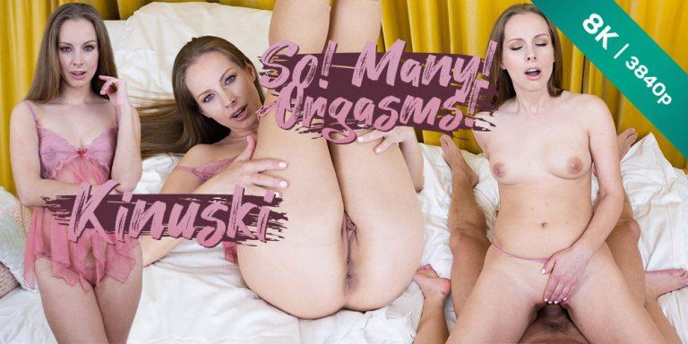 CzechVR - So! Many! Orgasms!
