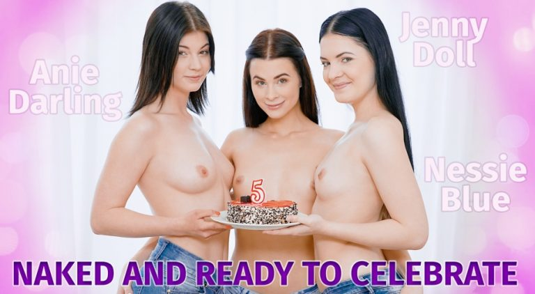TmwVRnet - Naked and ready to celebrate