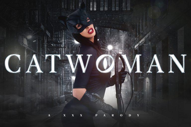VRCosplayX - Catwoman A XXX Parody