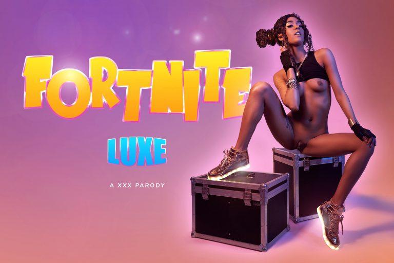 VRCosplayX - Fortnite: Luxe A XXX Parody