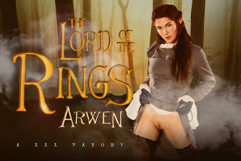 VRCosplayX - LOTR: Arwen A XXX Parody