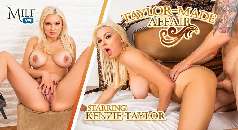 MilfVR - Taylor-Made Affair