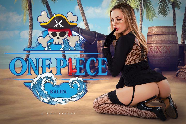 VRCosplayX - One Piece A XXX Parody