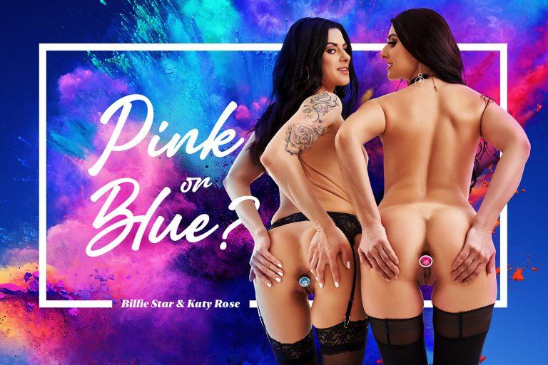 BaDoinkVR - Pink Or Blue?