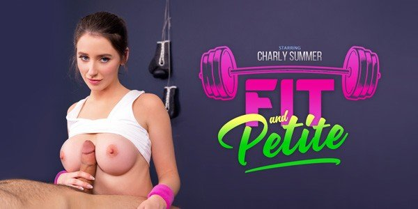 VRBangers - Fit And Petite