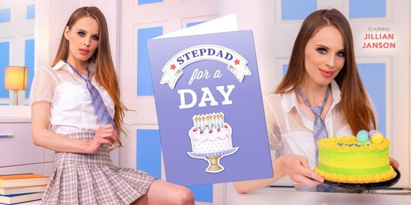 VRBangers - Stepdad for a Day