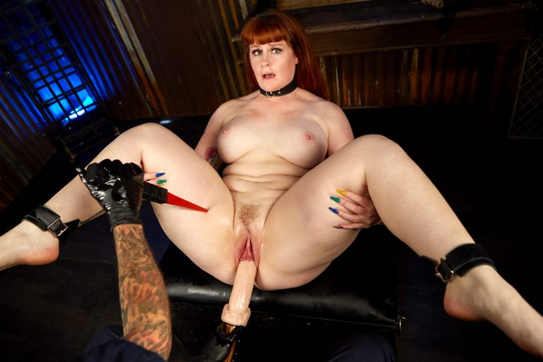 KinkVR - All Holes in Use